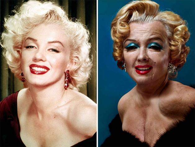 Marilyn Monroe  (Crédito: Andrzej Dragan)
