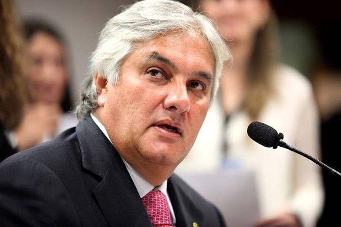 Senador Delcídio do Amaral (Crédito: Reprodução)
