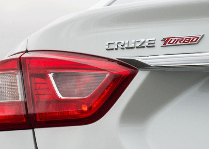 """Novo Cruze ganha emblema """"Turbo"""" e régua cromada (Crédito: Divulgação)"""