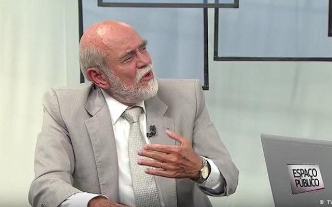 Marcello Lavenère, ex-presidente da OAB