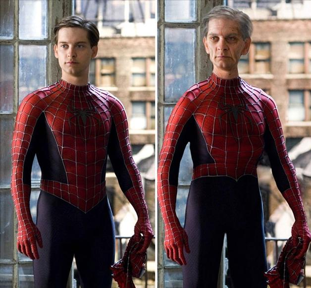Spider Man  (Crédito: Watschi)