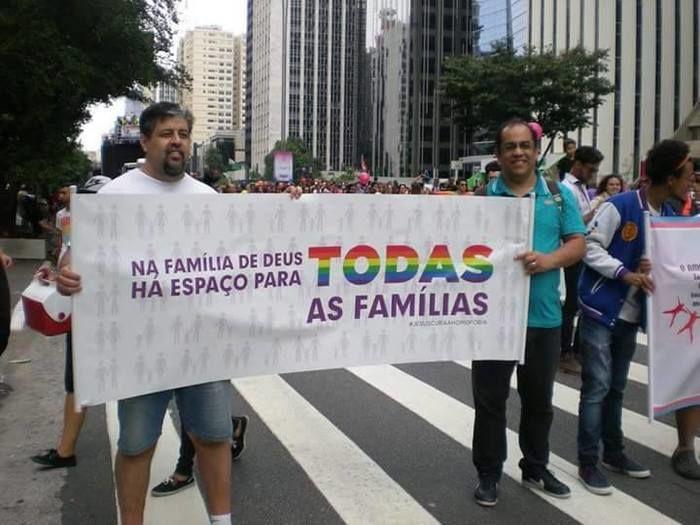 Cristãos vão à Parada Gay