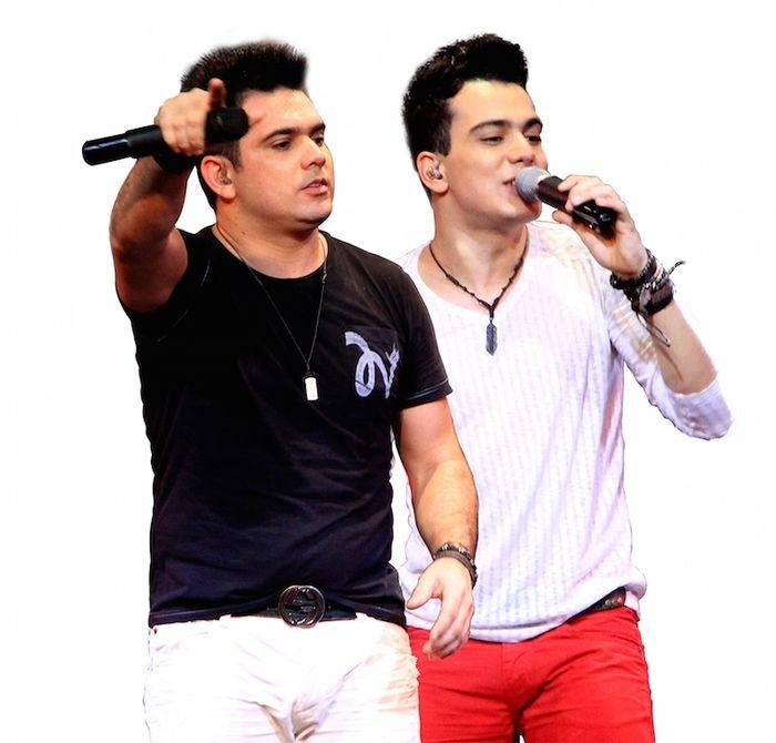 Luis Marcel e Gabriel
