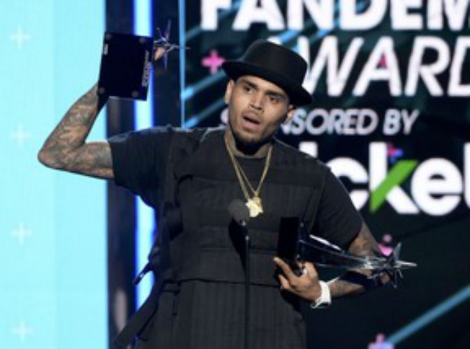 Chris Brown (Crédito: Reuters)