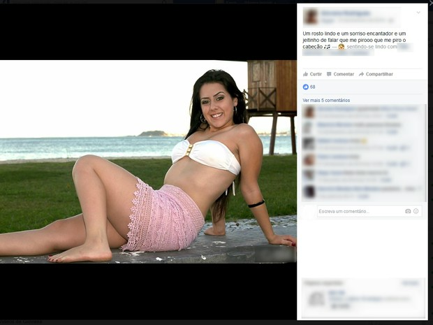 Ex-miss comprou crack em Curitiba, segundo a polícia