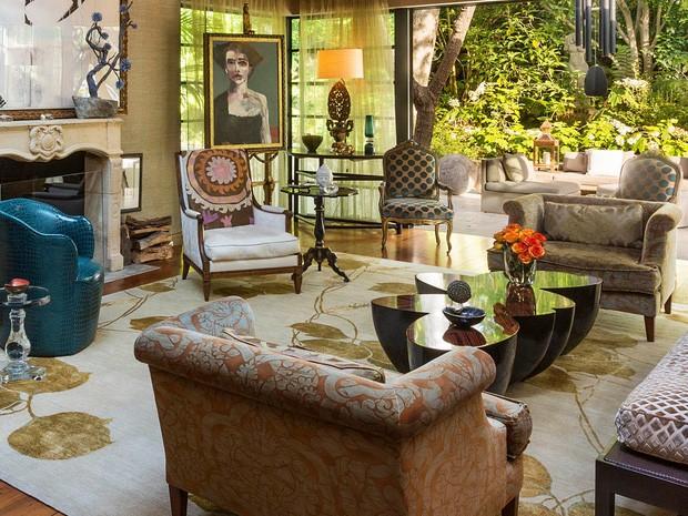 Nova mansão de Jennifer Lopez