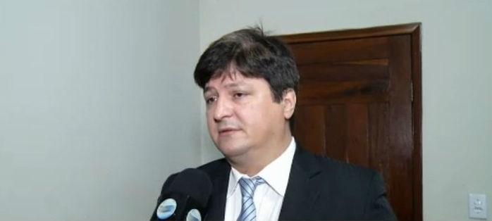 Delegado Humaitan Oliveira