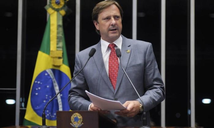 Senador Acir Gurgacz (Crédito: Reprodução)