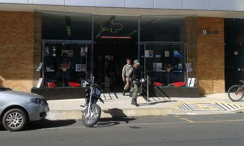 Ótica fica localizada no Centro de Floriano (Crédito: Reprodução/Piauí Notícias)