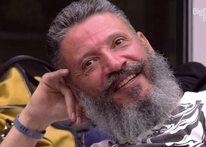 Ex-BBB Laércio segue preso (Crédito: Divulgação)