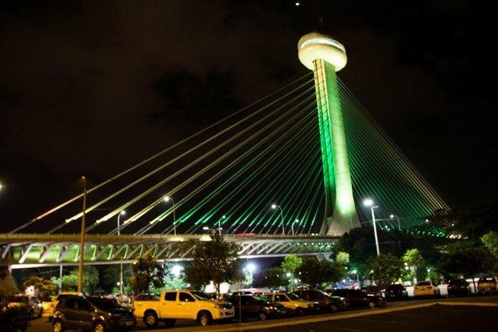 Ponte Estaiada (Crédito: Rômulo Piauilino)