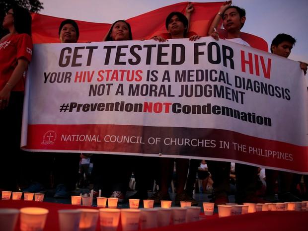 Números de mortes provocadas pela Aids cai 26% nos últimos 5 anos (Crédito: Reprodução)
