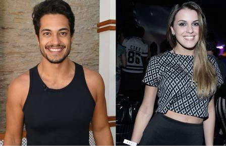 Raphael Vianna e a ex-BBB Angela Munhoz assumem romance (Crédito: Reprodução)