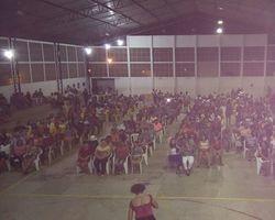 Secretaria Municipal de Educação realiza festa em homenagem as Mães