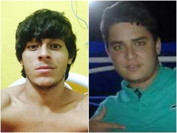 Andresseny Carvalho da Paixão e José Rodrigues Andrade (Crédito: Divulgação)