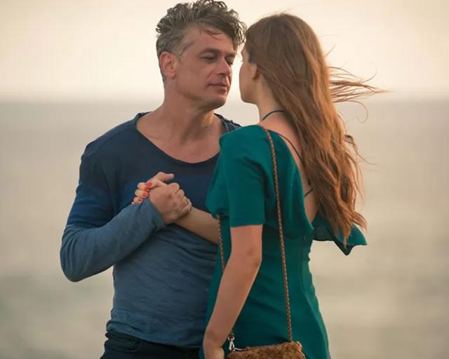 Arthur e Eliza (Crédito: Reprodução)