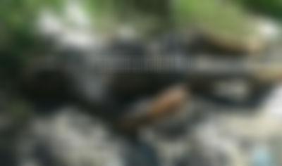 Corpo foi encontrado carbonizado em Chaval, no Ceará