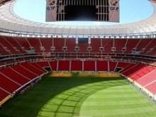 Fla mandará jogos do Brasileirão em Volta Redonda e em Brasília