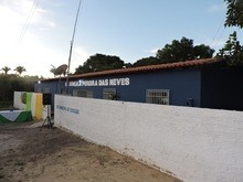 Gustavo Medeiros inaugura reforma de Escola na Sapucaia