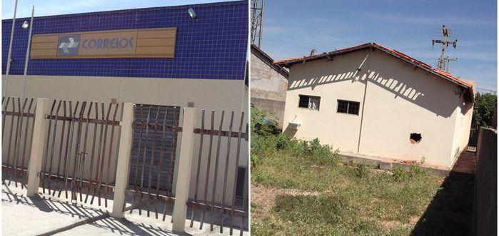 Agência de São Francisco de Assis do Piauí (Crédito: Reprodução)