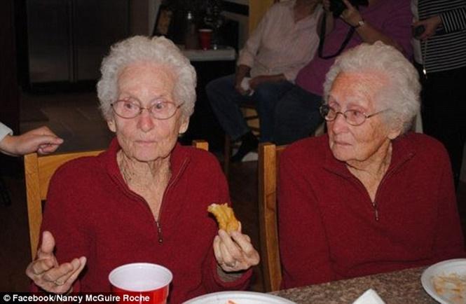 Mary Belle Roach e Mae Belle Powellde (Crédito: Reprodução)