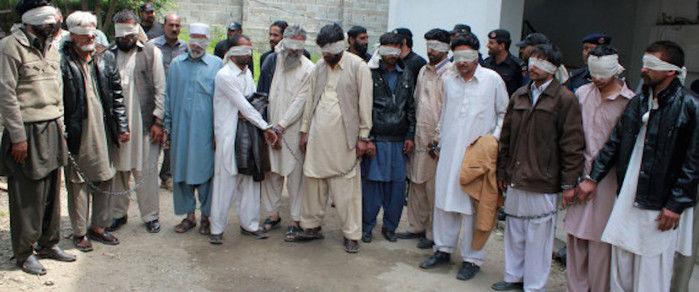Crimes no Paquistão (Crédito: Reprodução)