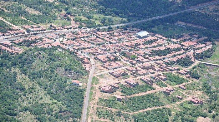 Cidade de Francisco Macedo (Crédito: Reprodução)