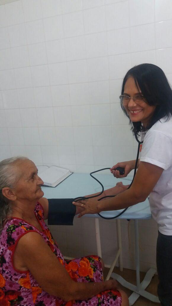 Secretaria de Saúde realiza semana de combate a hipertensão