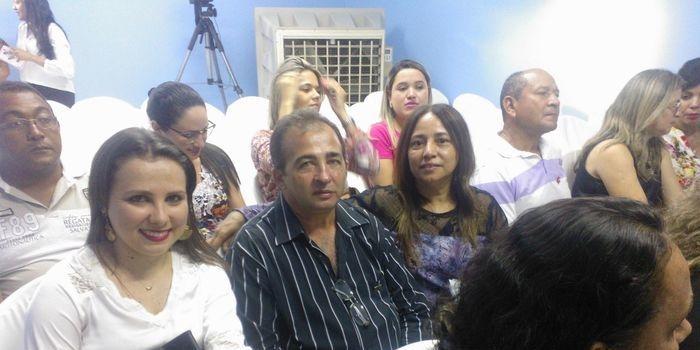 Secretário de Saúde participa da inauguração em Demerval Lobão