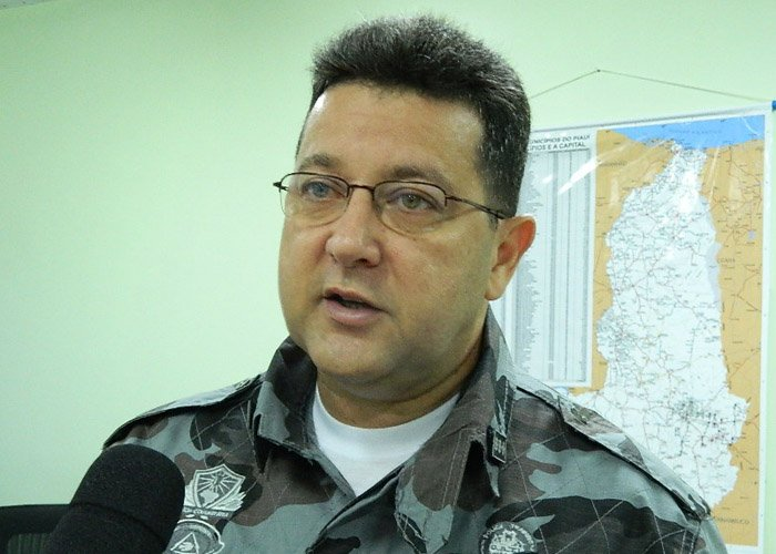 Tenente-coronel Edwaldo Viana
