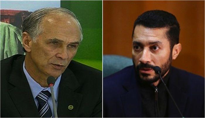 Fernando Baiano e João Henriques