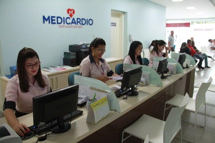 Atendimento da Medicardio é diferenciado