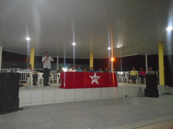 Lideranças locais organizaram o movimento