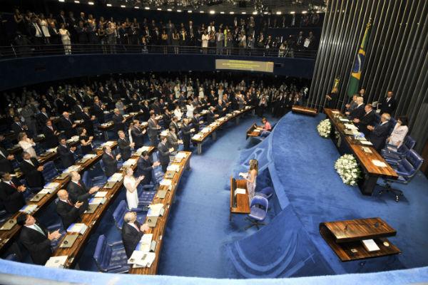 Senado Federal (Crédito: Reprodução)