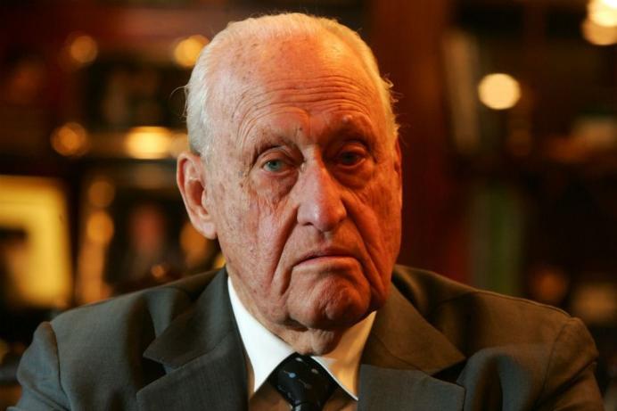 João Havelange completa 100 anos
