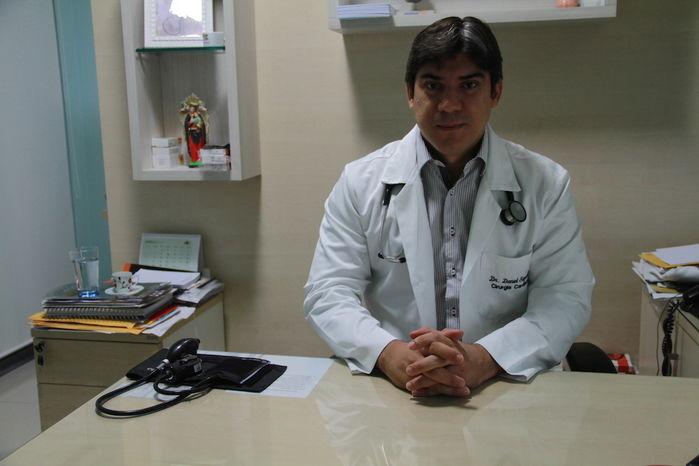 Cirurgião cardíaco - Daniel Siqueira Barbosa