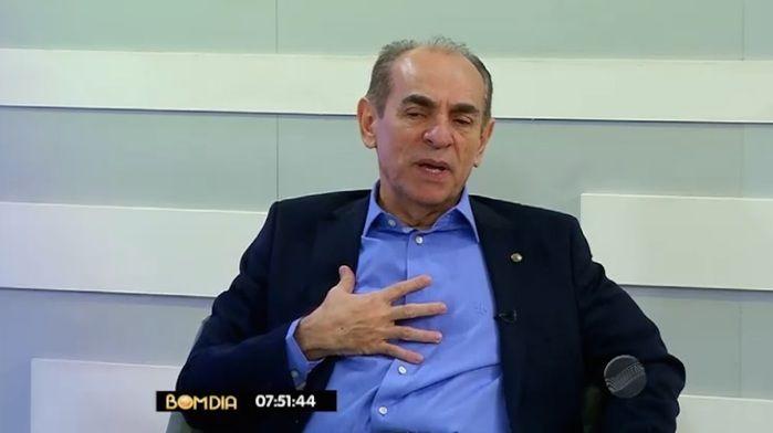 Marcelo Castro (Crédito: Reprodução/TV Meio Norte)
