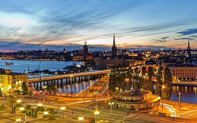 Suécia (Crédito: Reprodução)
