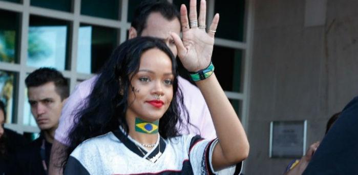 Rihanna (Crédito: Agnews)