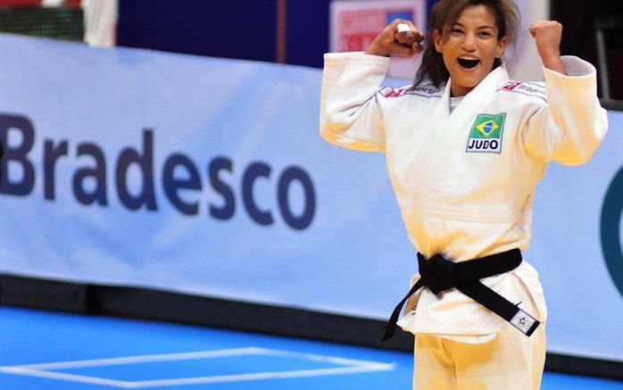 Sarah Menezes (Crédito: Reprodução)