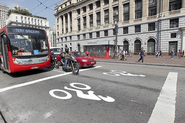 Sistema já foi implantado com sucesso na cidade de São Paulo (Crédito: Folha de S. Paulo)
