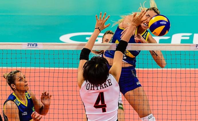 Brasil vence o Japão