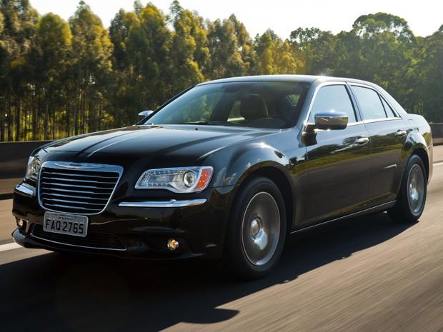 Chrysler 300C 2012 (Crédito: Divulgação)