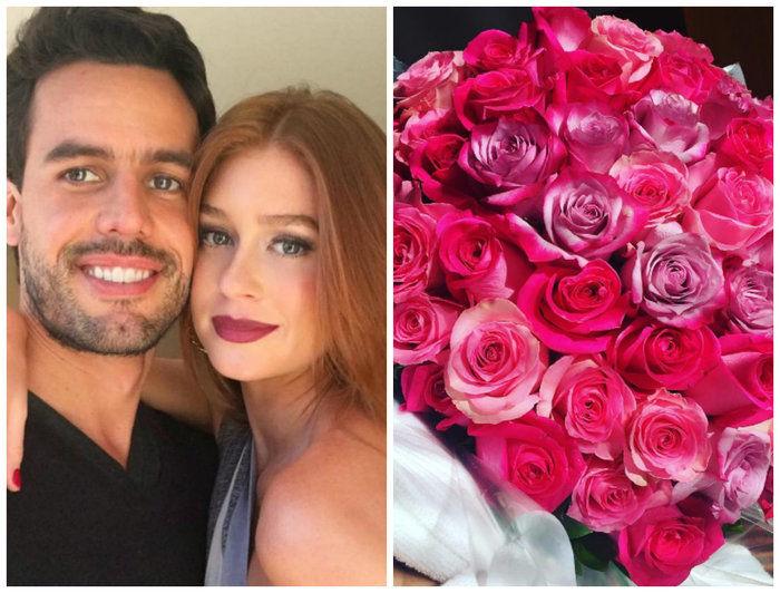 Alexandre Negão e Marina Ruy Barbosa