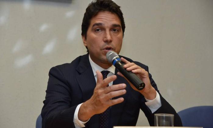 Fábio Cleto, ex-vice da Caixa: (Crédito: Divulgação)