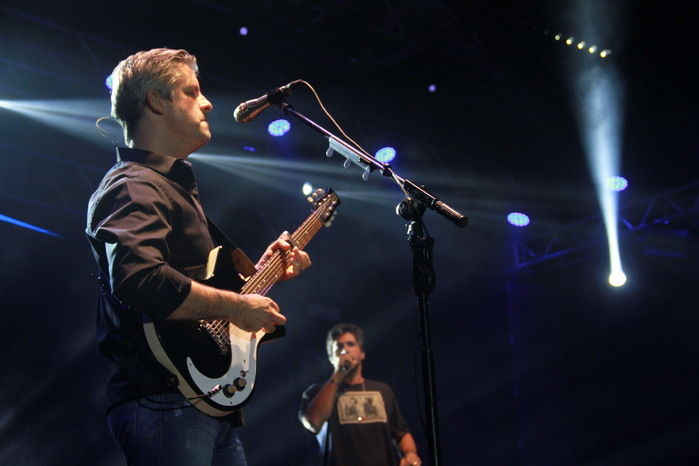 Show do Victor e Léo em Teresina (Crédito: Kelson Fontinele)