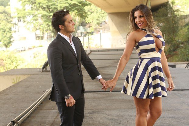 Thamy Miranda e Andressa Ferreira (Crédito: Reprodução)