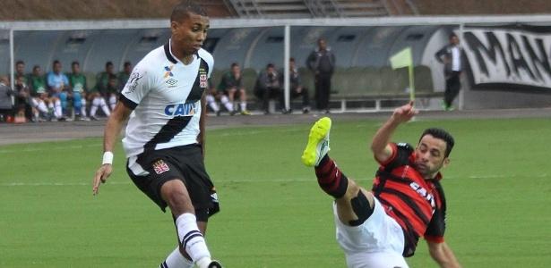 Vasco perde sua invencibilidade no Campeonato