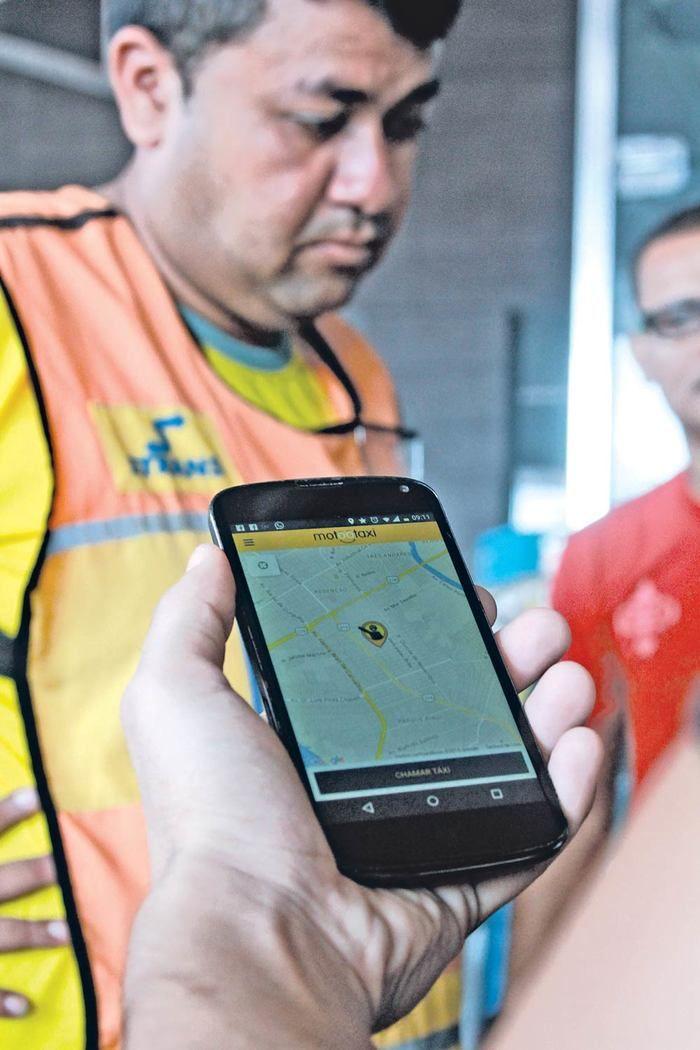 Aplicativo é lançado em Teresina (Crédito: José Alves Filho)