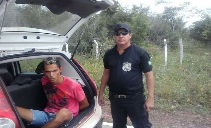 Polícia prende acusado de praticar vários arrombamentos em JF (Crédito: Reprodução)